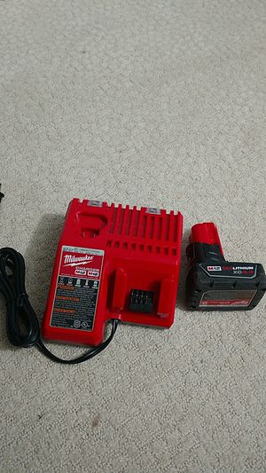 M12 battery we charger for Sale in Sterling, VA