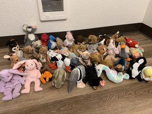 60 beanie babies for Sale in Auburn, WA