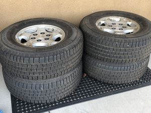 Rims and tires for Sale in Yuma, AZ