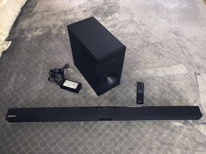 Samsung Bluetooth Wireless Sound bar for Sale in Washington, DC