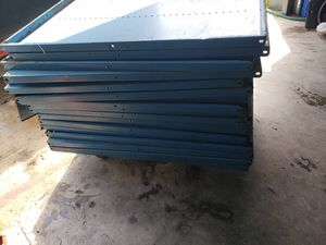Metal shelves for Sale in Loganville, GA