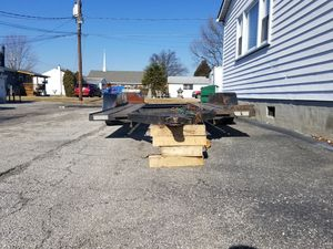 BIG Trailer for sale or Trade for Sale in Essex, MD