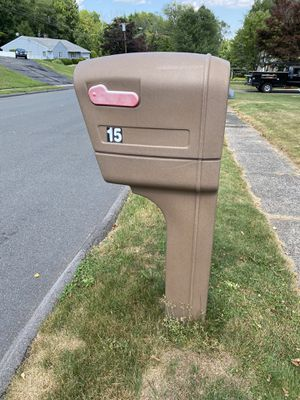 Plastic mailbox for Sale in Southington, CT