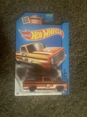 83 Chevy truck hot wheel NO LOW BALLING for Sale in Long Beach, CA