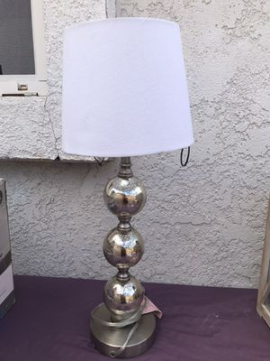 Tall lamp for Sale in Downey, CA