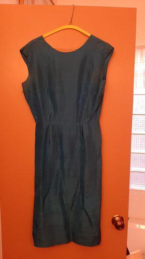 Stunning vintage silk dress ,Hong Kong size 12 for Sale in Scottsdale, AZ