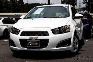 2015 Chevrolet Sonic for Sale in Marietta, GA