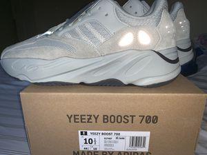 Adidas Yeezy 700 Boost Salt 10.5 for Sale in Seattle, WA
