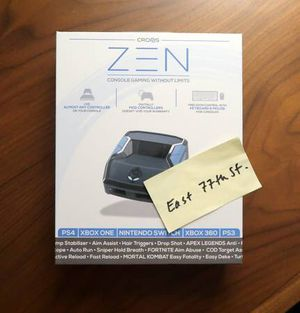 Cronus Zen Game Controller Converter | New in Box for Sale in New York, NY