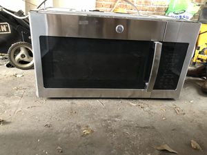 GE microwave for Sale in Chicago, IL