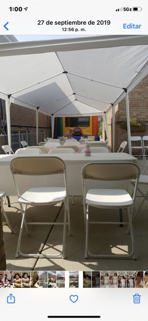 Tent for party for Sale in Chicago, IL