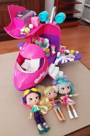 Shopkins bundle I'm in fontana message only when ready to pick up for Sale in Fontana, CA