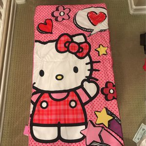 Hello Kitty Sleeping Bag for Sale in Glendora, CA