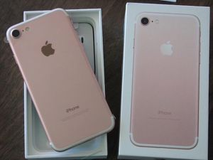 iPhone 7. Rose Gold. 32gb. Excellent condition. for Sale in Irvine, CA