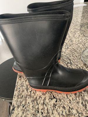 Rain boots size 2 for Sale in Riverton, UT