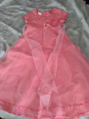 Bonnie Jeans Pink dress girl Size 7 for Sale in Tarpon Springs, FL