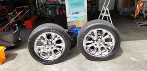 "Chrome Rims 17"" 5×114 for Sale in Kirkland, WA"