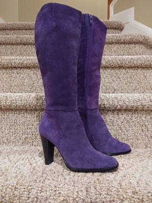 New Women's Size 5 Newport News Boots [Retail $189] Leather for Sale in Woodbridge, VA