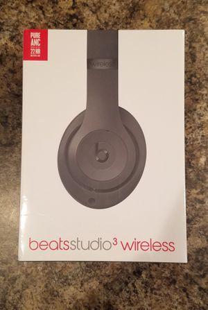 Beats wireless 3 headphones - brand new for Sale in Cedar Park, TX