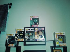 Pops collectible toys for trade a laptop for Sale in Dallas, TX