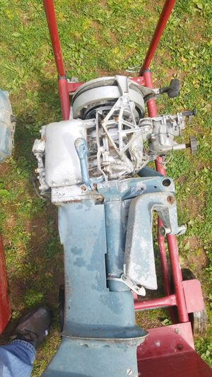 Evinrude Outboard Engine for Sale in Gainesville, VA