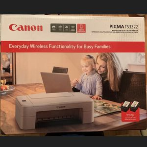 TS 3322 Printer for Sale in El Monte, CA