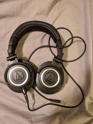 Audiotechnica ATH-M50x Headphones for Sale in Lexington, KY