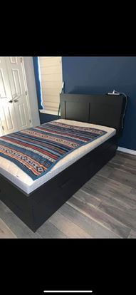 Bed Frame for Sale in Whitney, TX