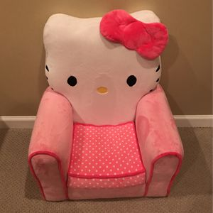 Hello Kitty Chair For Little Kids for Sale in Centreville, VA