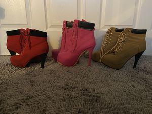 Stiletto boots for Sale in Renton, WA