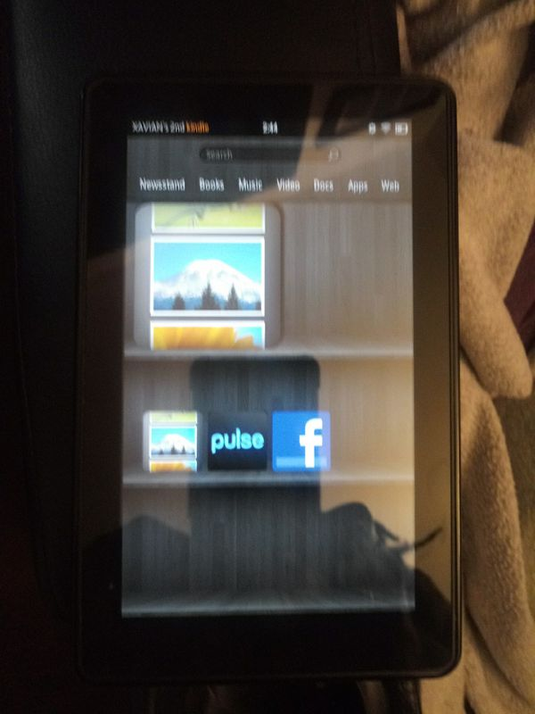 AMAZON KINDLE FIRE 7IN. TABLET