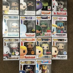 Various Funko Pops Pop! Grails Disney Exclusives for Sale in Chino, CA