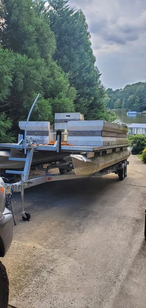 A project pontoon for Sale in Sherrills Ford, NC
