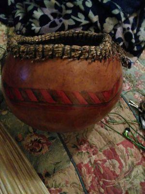 Diamond cut Gourd bowl... for Sale in Portland, OR