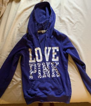 Victoria's Secret Pink Hoodies - small & xs for Sale in Johnstown, OH