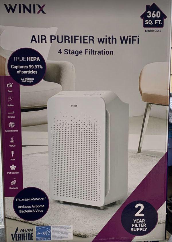 Winix Air purifier with wifi