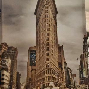 New York Picture On A Canvas ****20x30 Inches****$10 for Sale in San Jose, CA