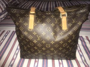 Louis Vuitton Cabás Mezzo large tote bag (authentic) for Sale in Anaheim, CA