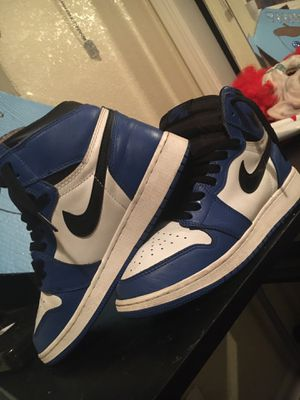 Jordan 1 Game Royal Need it gone size 7 for Sale in Hayward, CA