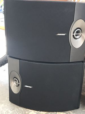 Bose speakers for Sale in UPPER ARLNGTN, OH