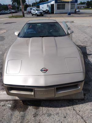 Corvette. 1986 for Sale in Fort Pierce, FL