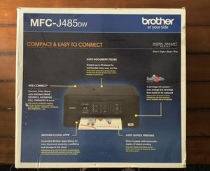 Brother wireless printer for Sale in Montgomery, AL
