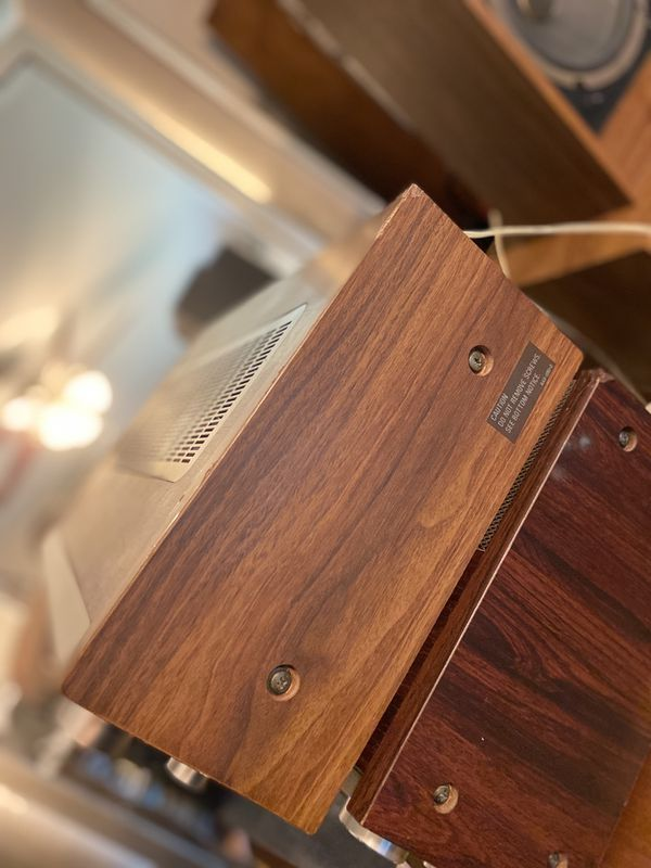 Pioneer sx-580 receiver