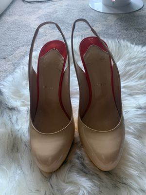 Christian Louboutin Tri color Heels for Sale in Chatsworth, CA