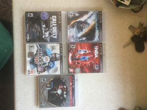 PS3 GAMES for Sale in Southington, CT