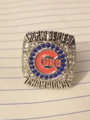 2016 Chicago Cubs World Series Champions for Sale in Wichita, KS