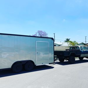 2018 Mirage 16x8.5x7 enclosed trailer for Sale in Westminster, CA