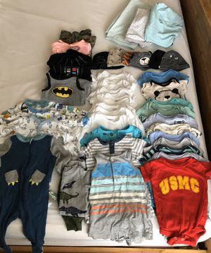 Baby boy clothes for Sale in Littleton, CO