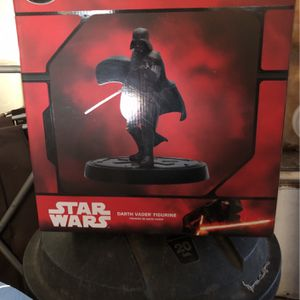 Disney Store Exclusive Darth Vader Figurine for Sale in Brentwood, CA