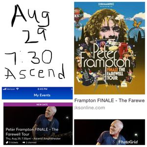 Peter Frampton x 3 for Sale in Smyrna, TN